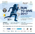 Run to Give – Makassar • 2017