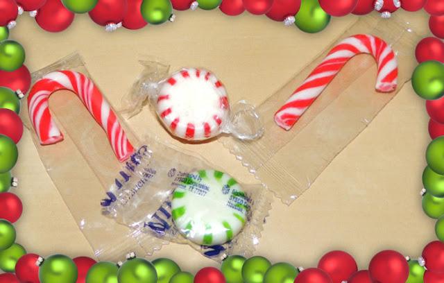 Bastoncitos de Navidad