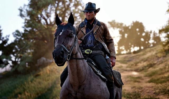 Где найти лошадь в Red Dead Redemption 2