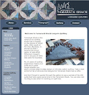 Tamarack Shack Website