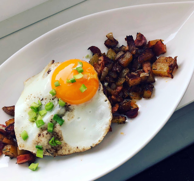 przepis na nietypowe śniadanie blog kulinarny