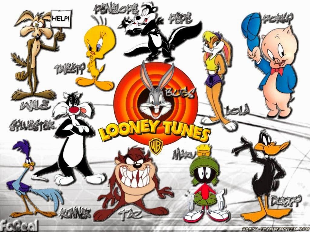 Nama Karakter Kartun Yang Lucu