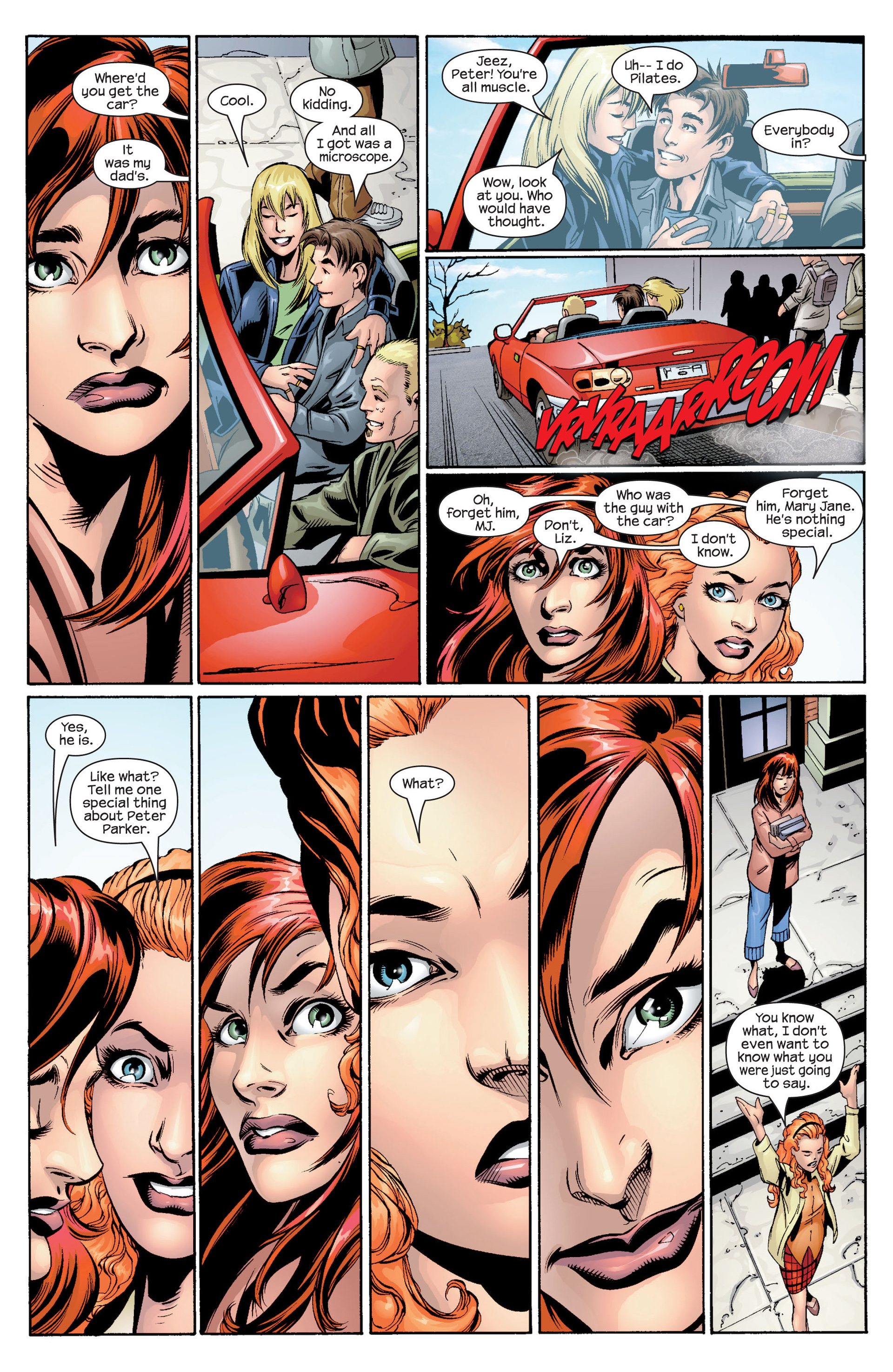 Read online Ultimate Spider-Man (2000) comic -  Issue #34 - 11