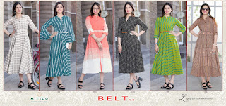 Mittoo Belt vol 3 kurtis catalog wholesale price