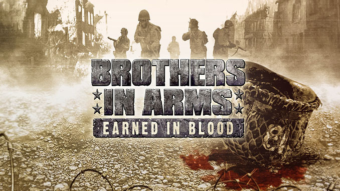 Brothers in Arms: Earned in Blood PC Game Download