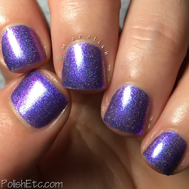 Great Lakes Lacquer - Holiday 2017 - McPolish - In Brightness