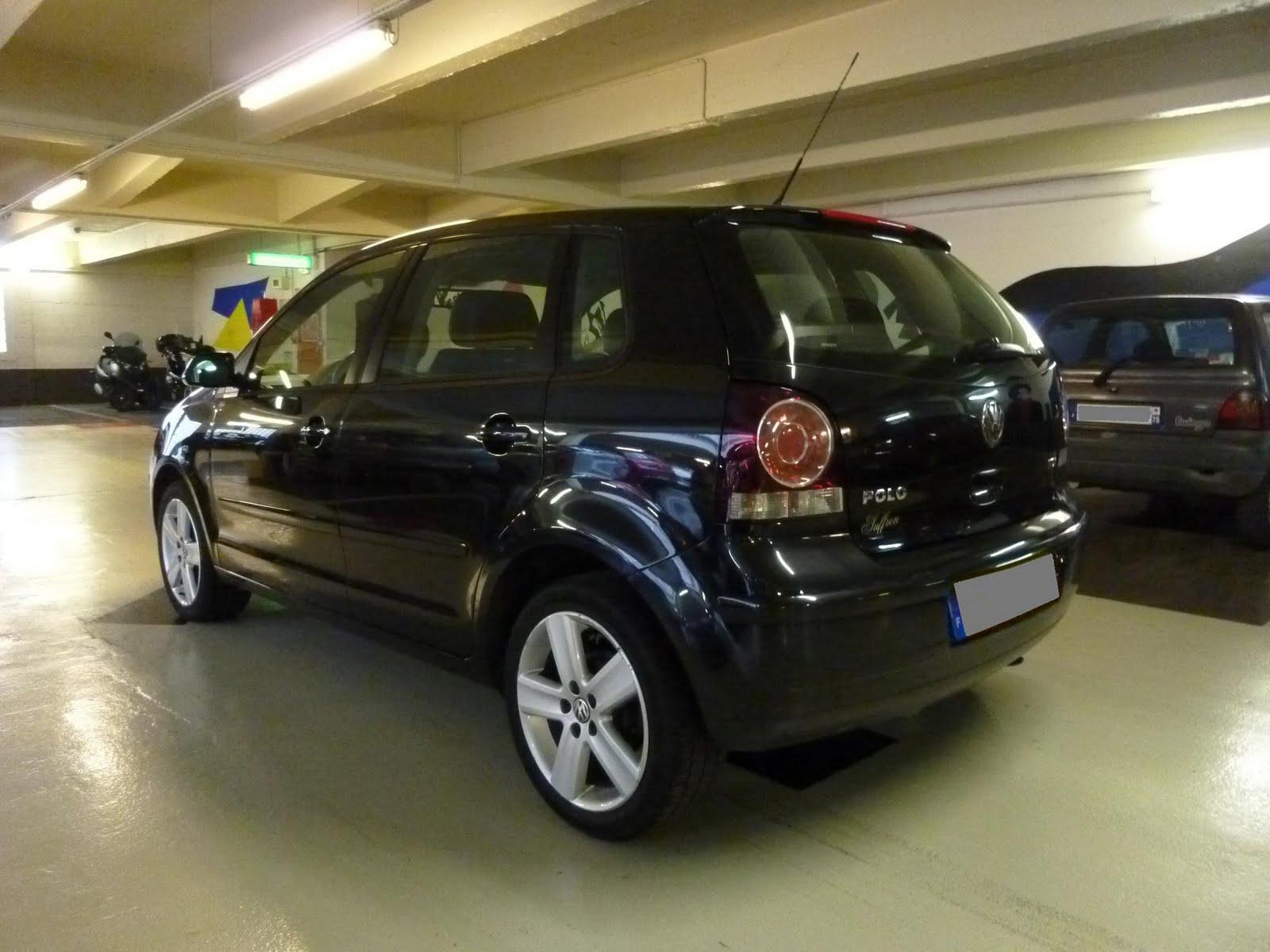 autocoach d p t vente automobile paris volkswagen polo iv tdi 80ch carat 2007. Black Bedroom Furniture Sets. Home Design Ideas