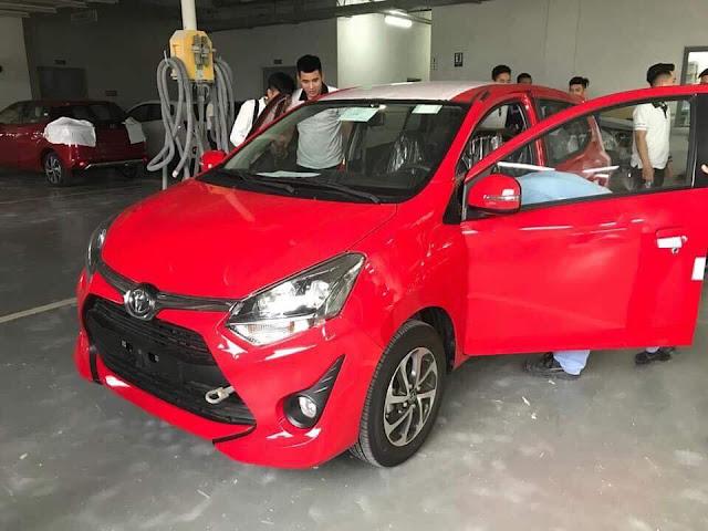 Toyota Wigo 2018: Xe nhỏ nhập khẩu, giá dưới 400 triệu anh 2