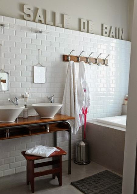 Idee Deco Recup Salle De Bain | Idées décoration - Idées décoration