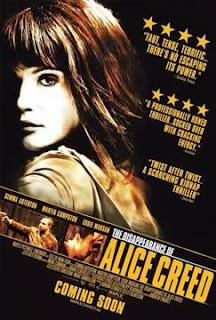 La desaparici�n de Alice Creed