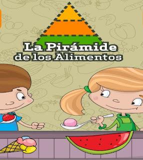 LA PIRÁMIDE ALIMENTARIA