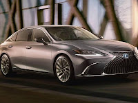 2019 Lexus ES Redesign and Release Date