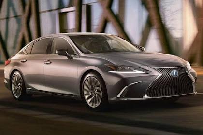 2019 Lexus ES Redesign and Release Date