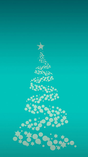 tree merry christmas iphone 7 wallpaper
