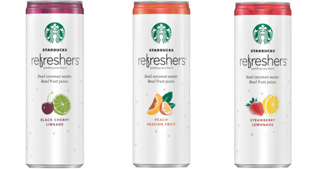 Starbucks Refreshers 12-Pack O...