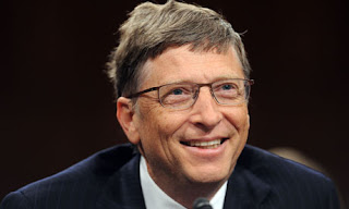 "Bill Gates: ""I love my job, it is immensely fascinating"""