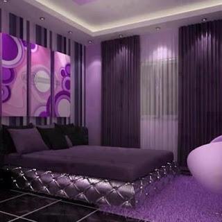صور ديكورات غرف نوم بنات 2018/  باللون الوردي الفاتح