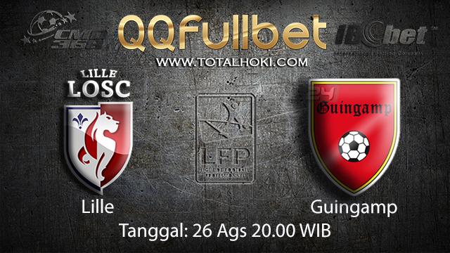 Prediksi Bola Jitu Lille vs Guingamp ( French Ligue 1 )