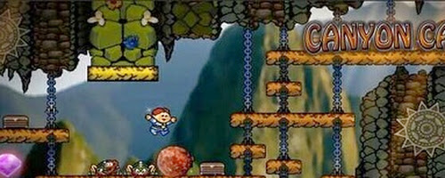 Canyon Capers PC Game Free Download