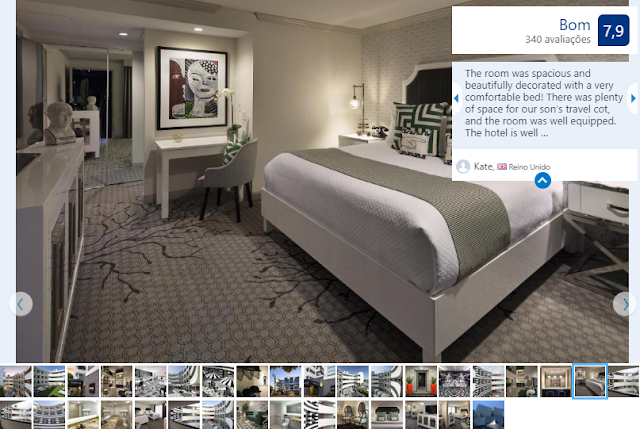 Hotel Carlyle Inn para ficar em Beverly Hills