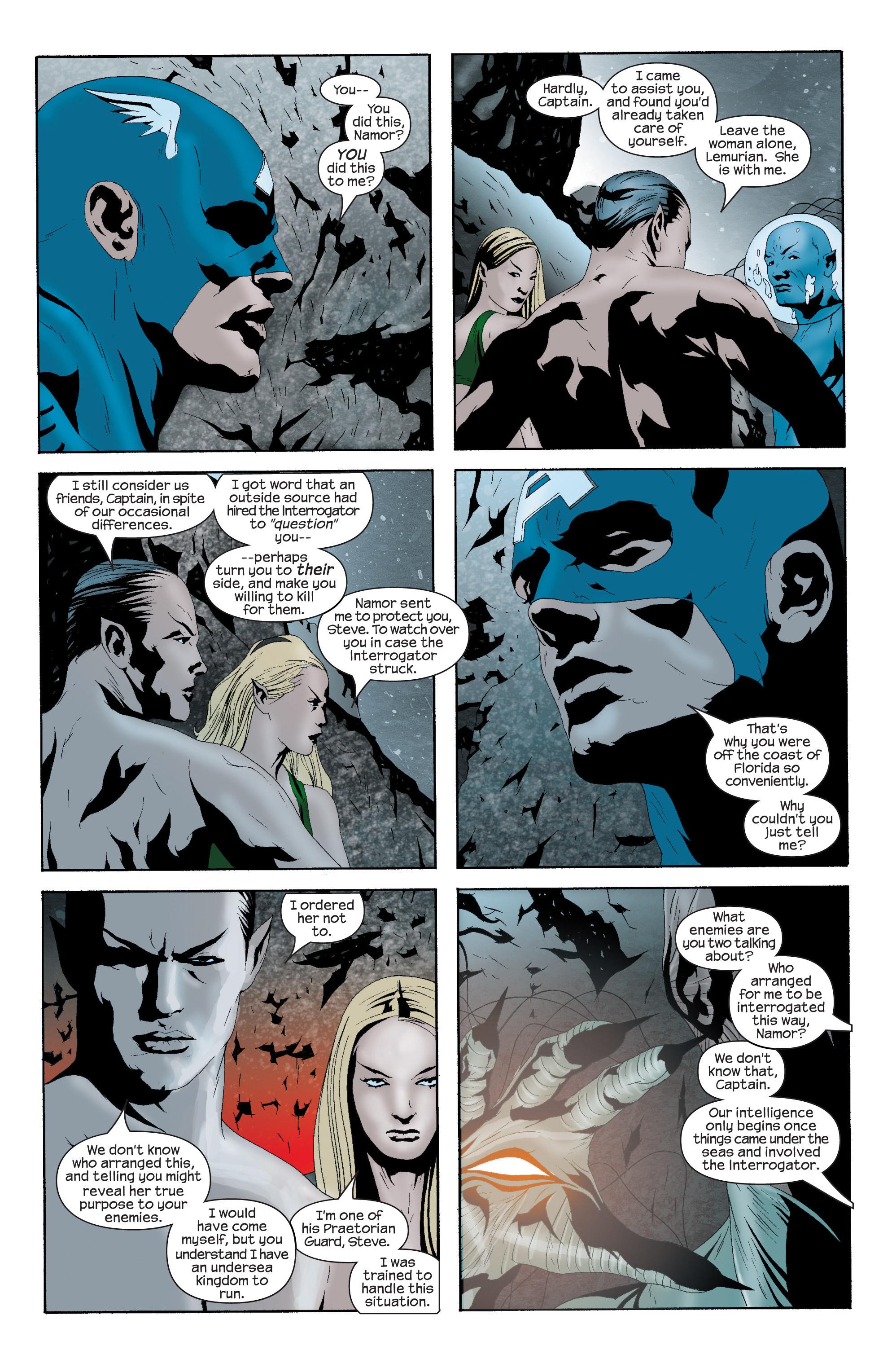 Captain America (2002) Issue #16 #17 - English 22