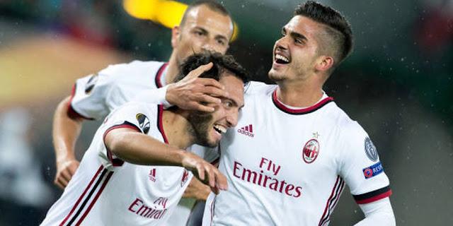 Dua Pemain AC Milan Ini Terancam Dipinjamkan Musim Depan