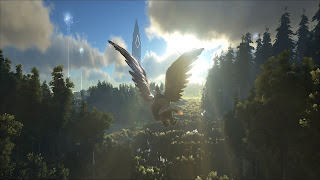 ARK Survival Evolved Playstation 3 Wallpaper