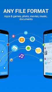 SHAREit Apk for Android v3.6.92_ww Terbaru - Aplikasi Berbagi Data / File Tercepat PC ke Android