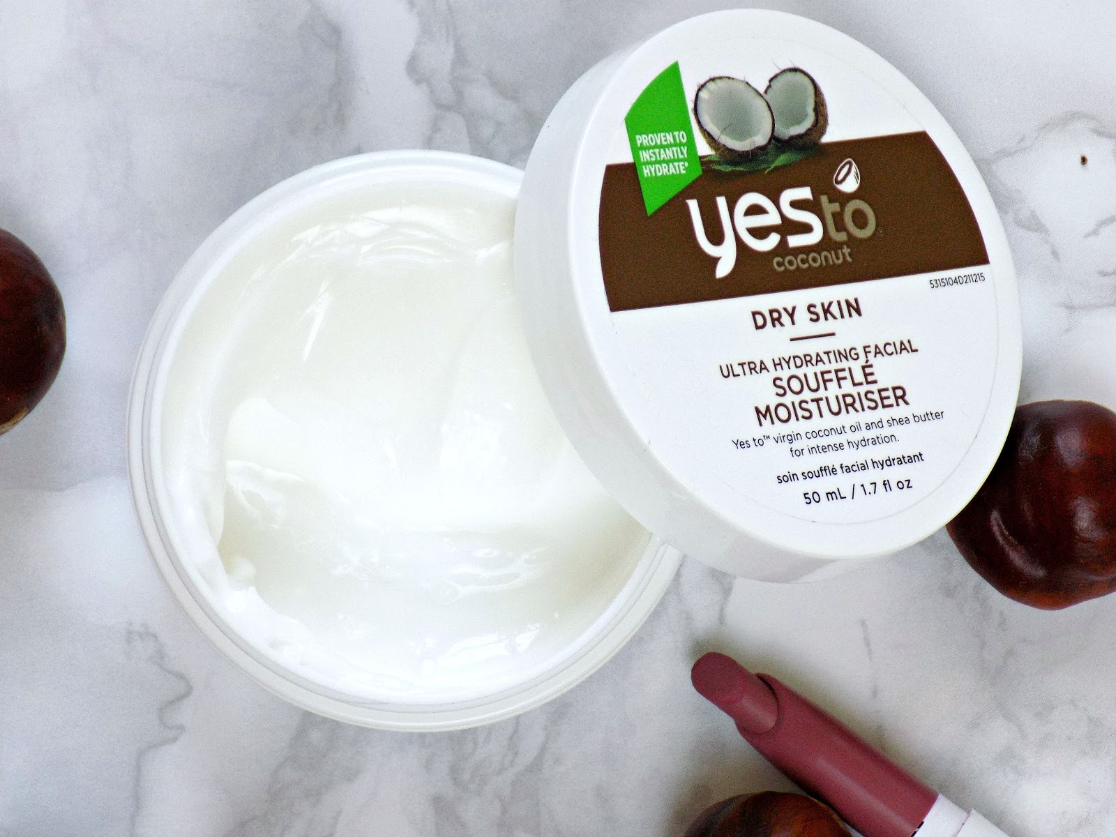Yes To Coconut Ultra Hydrating Facial Souffle Moisturiser