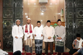 Safari Ramadhan, Baznas Gelontorkan Bantuan 199 Juta