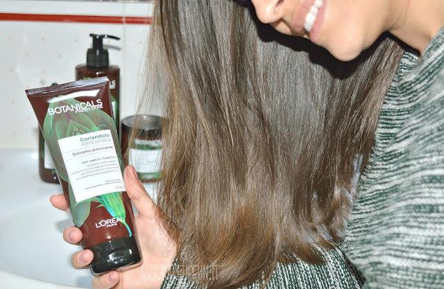 Aromaterapia per Capelli con L'Oreal Botanicals Fresh Care di MakeUp Fun
