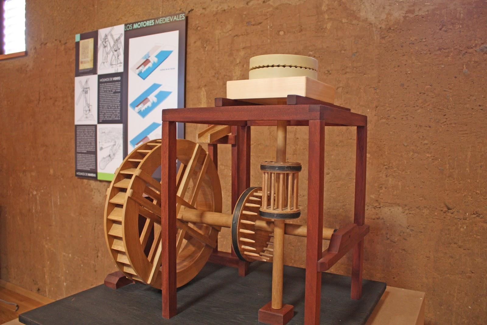 Museo de la Industria Harinera de Castilla y León: 8ª maqueta de la ...