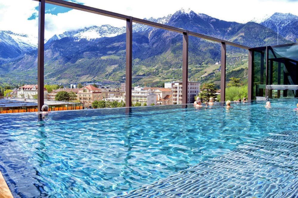 Merano Hotel Con Spa