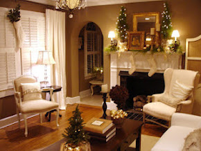 "HGTV's ""Favorite Holiday Ideas"" Commercial and Article - Winter 2008"