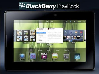 BlackBerry Playbook Android Games