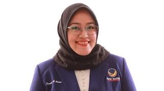 Inilah Sosok HJ.Farahdina AL Anshori,S.Pd.I.M,SI Yang Peduli Terhadap Kaum Perempuan