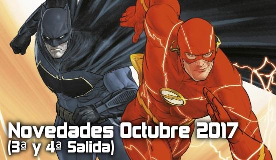 ECC Ediciones: Novedades de Octubre de 2017 (Tercera y Cuarta Salida)