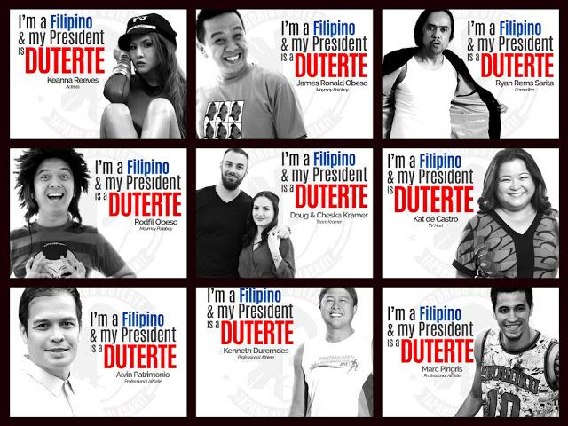 Duterte celeb supporter Kat de Castro DOT undersecretary