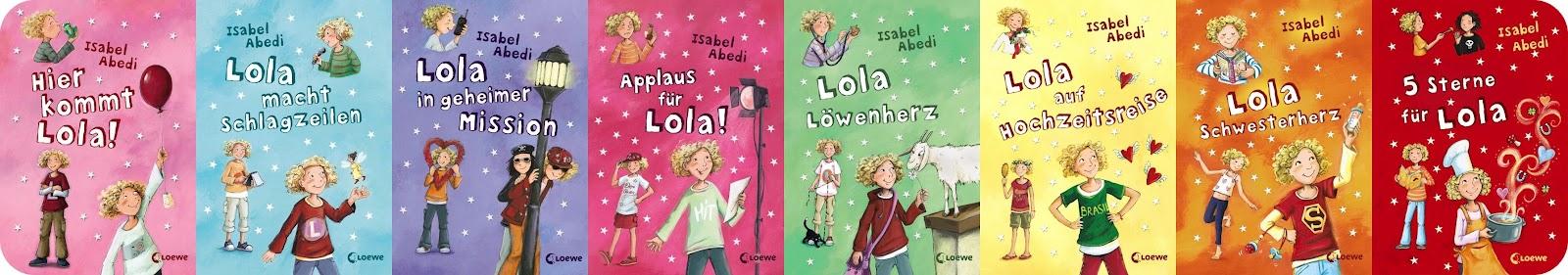 Damaris liest.: Kennst du Lola?