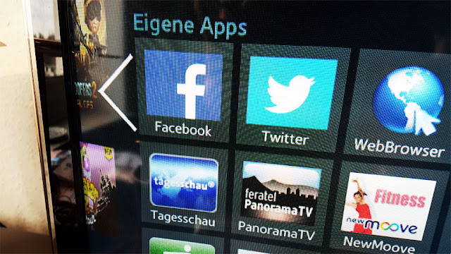 Facebook: Video app first on Samsung TV sets