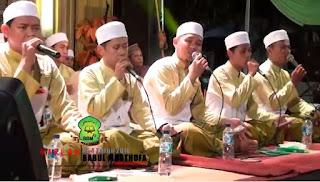 Lirik Sholawat Toumin Qolbi Babul Musthofa ( BBM )