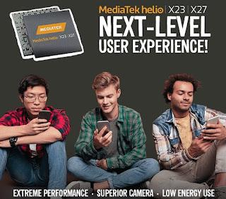MediaTek launches Helio X23 and X27 processors