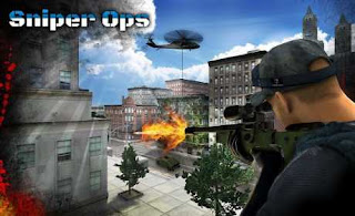Download game offline Sniper Ops:Kill Terror Shooter 62.0.5 Apk + Mod (a lot of money) for android