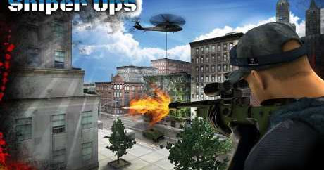 Download Game Sniper Ops:Kill Terror Shooter 62.0.5 Apk + Mod (a lot of money) Android
