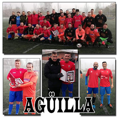Antonio Martínez Agüilla Aranjuez Fútbol