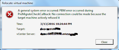 winerror 10061 no connection could be made because the target machine actively refused it