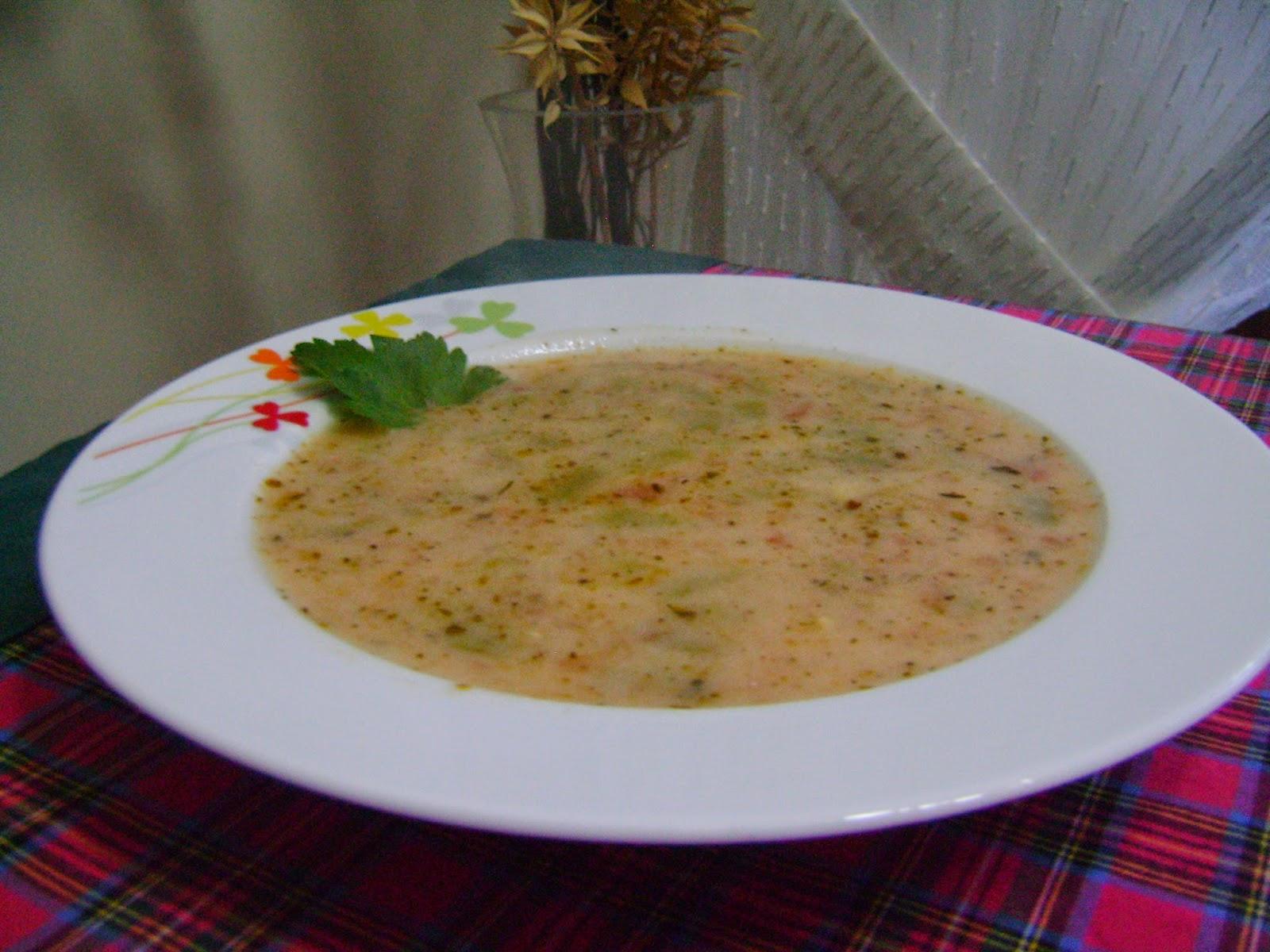 Taze Fasulye Çorbası