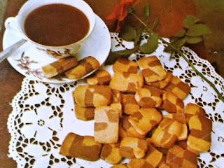 Gambar Resep Kue Kering Selang-Seling