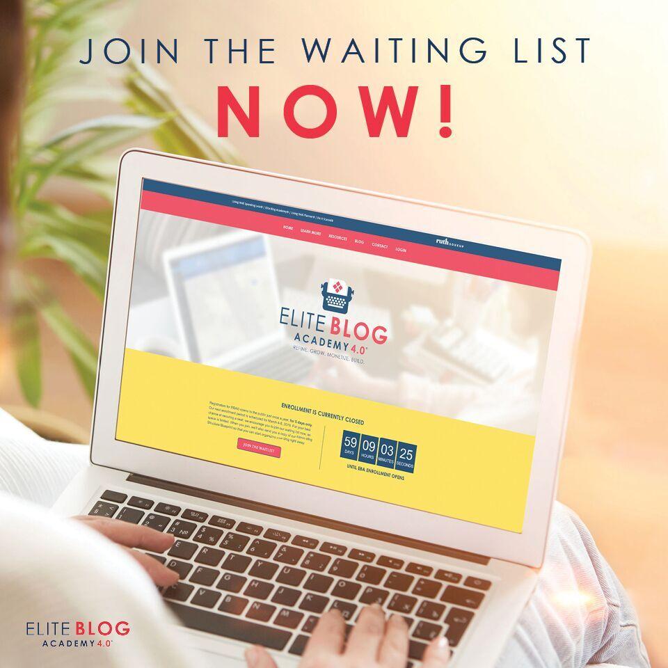 Join Elite Blog Academy (EBA)