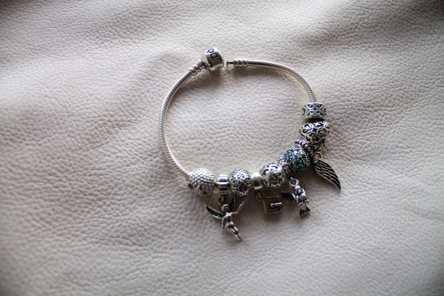 4ef95b34e I've been wearing this bracelet for more than a month every single day. The  last charms I've received 15 days ago. I washed my hands with soap and  water and ...